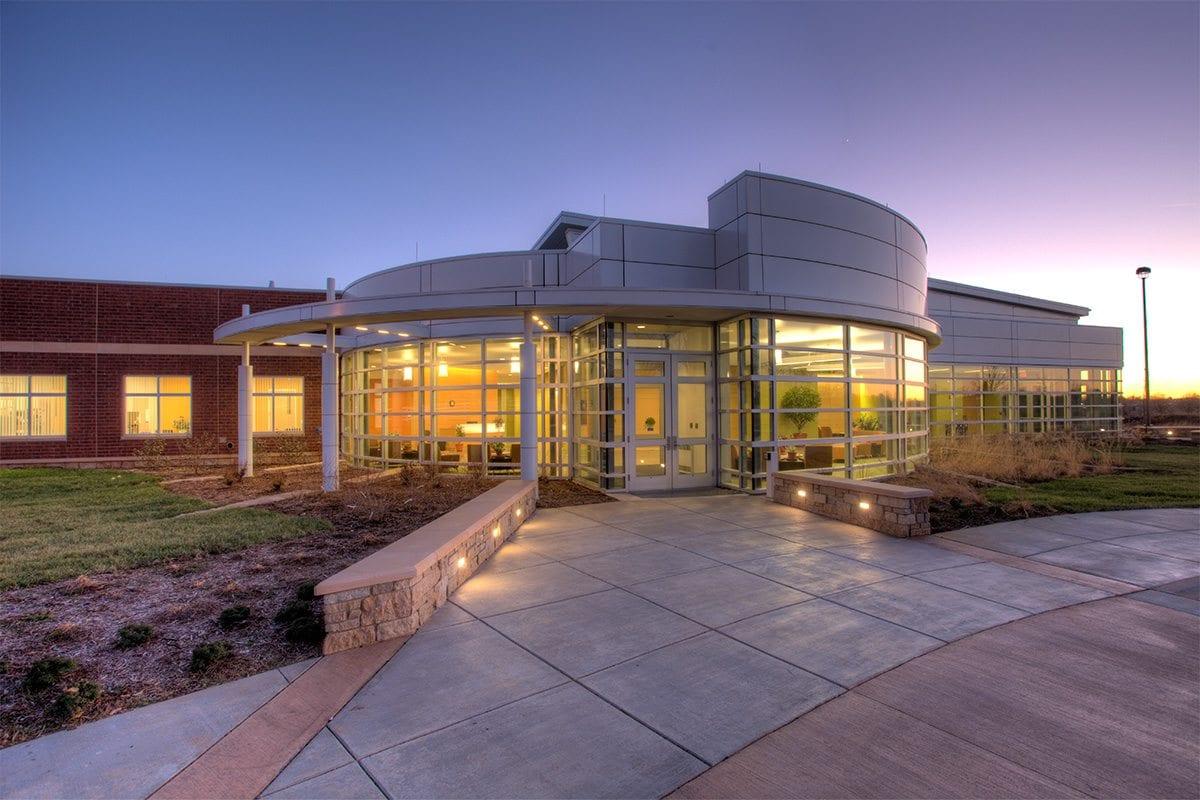 Missouri State University William H. Darr Agricultural Center