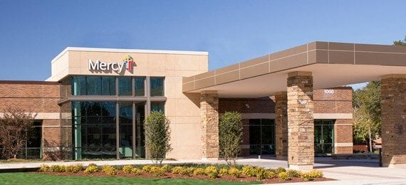 Mercy Clinic Dallas Street