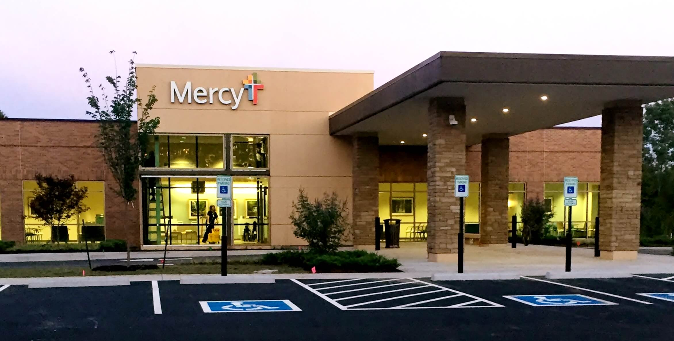 Mercy Clinic Primary Care Chaffee Crossing