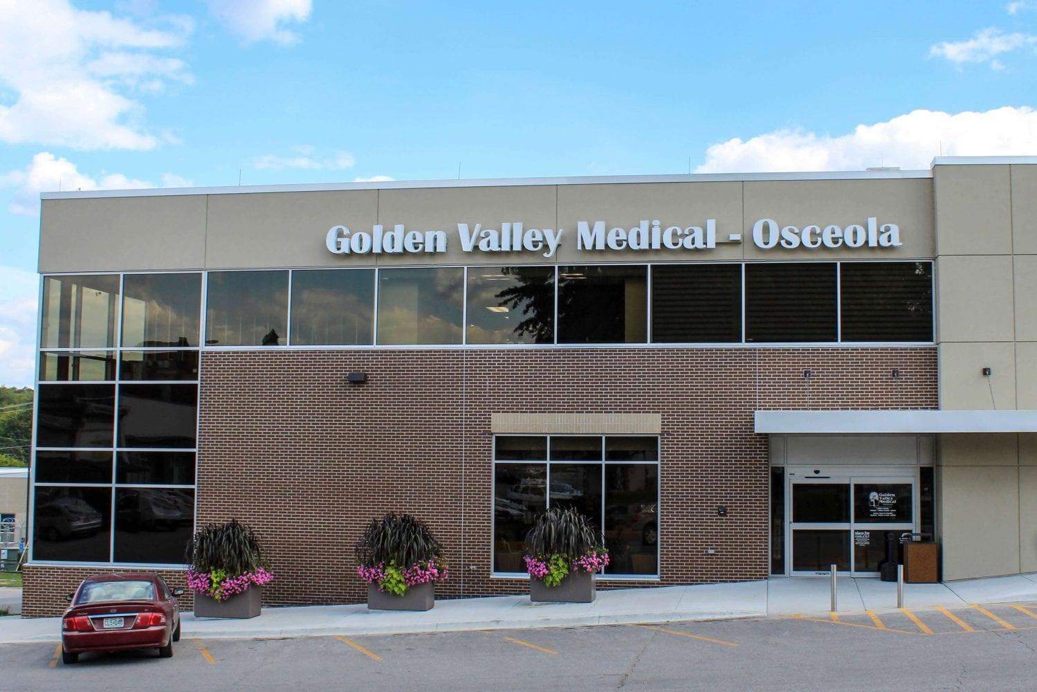 Golden Valley Memorial Hospital Clinic Osceola